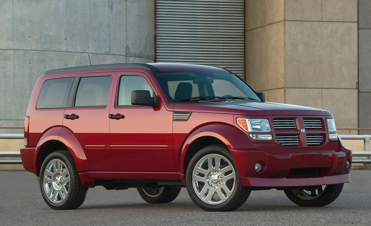 2008 dodge nitro rt pictures photo gallery car and driver 2008 dodge nitro sciox Image collections