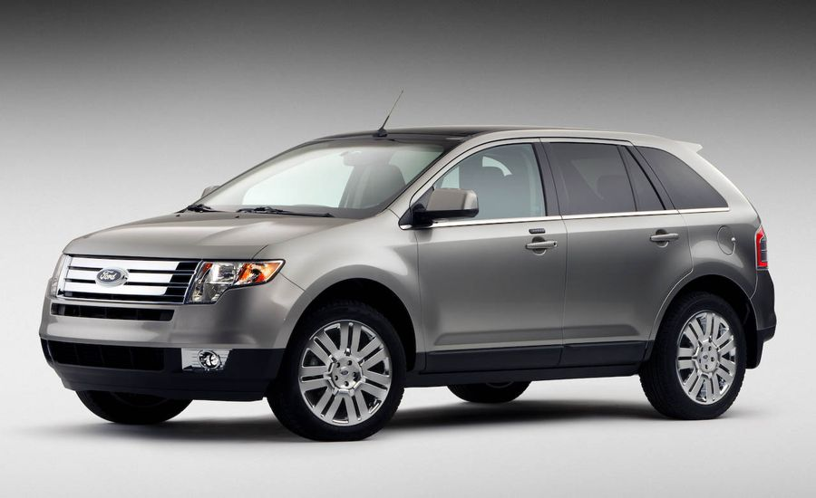 Ford Edge Review Reviews Car And Driver - 2008 ford