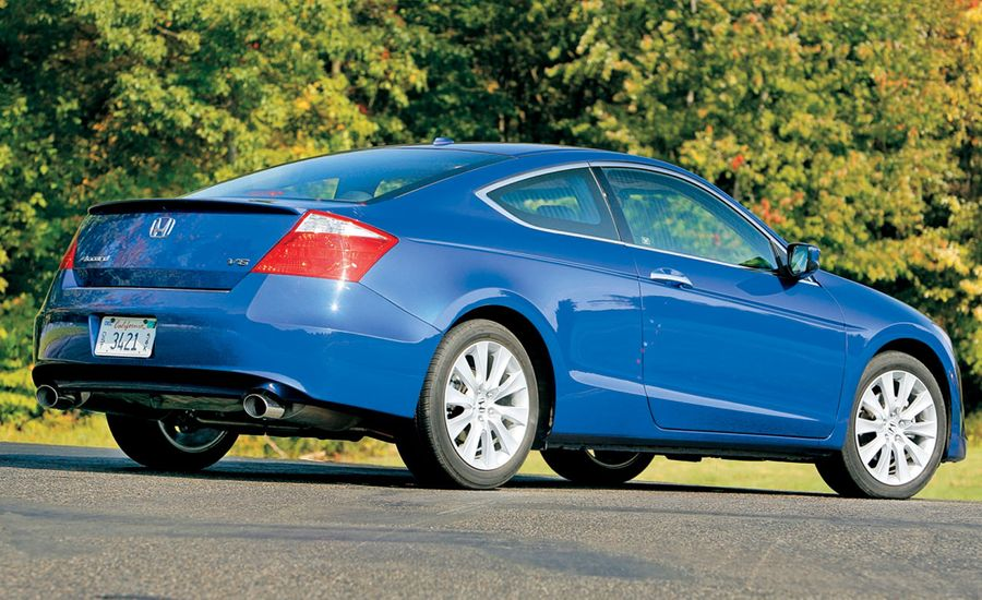 2008 Honda Accord Coupe EX-L V-6