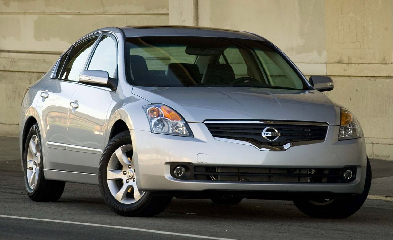 Nissan altima reviews nissan altima price photos and specs 2008 nissan altima vanachro Gallery