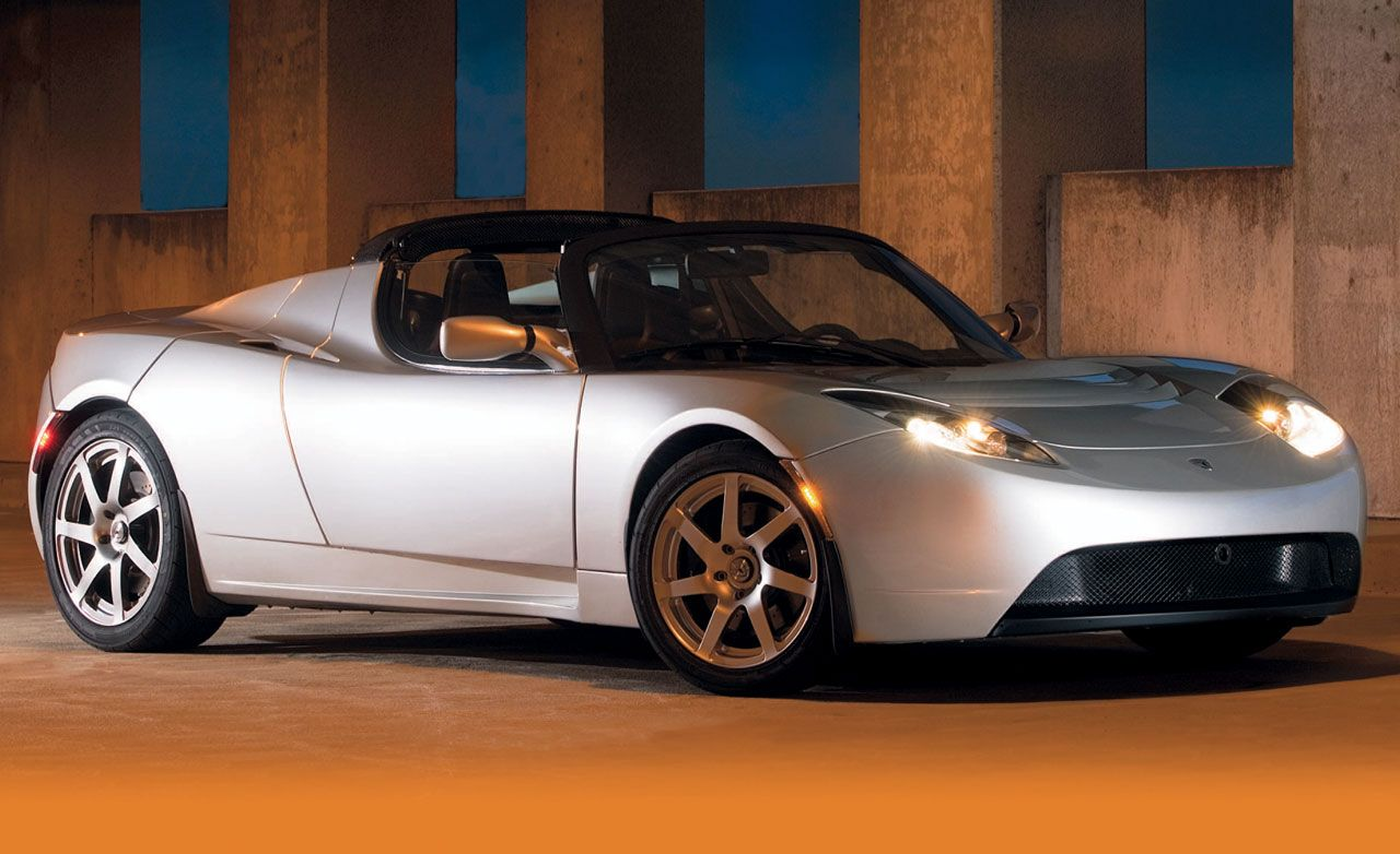 Toyota Build And Price >> 2008 Tesla Roadster