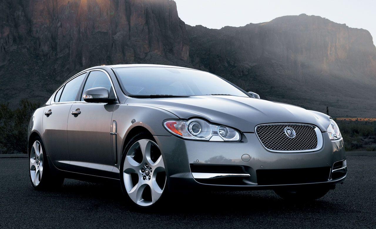 2009 jaguar xf supercharged rh caranddriver com 2009 Jaguar XF Supercharged Rims 2009 Jaguar XF Supercharged Review