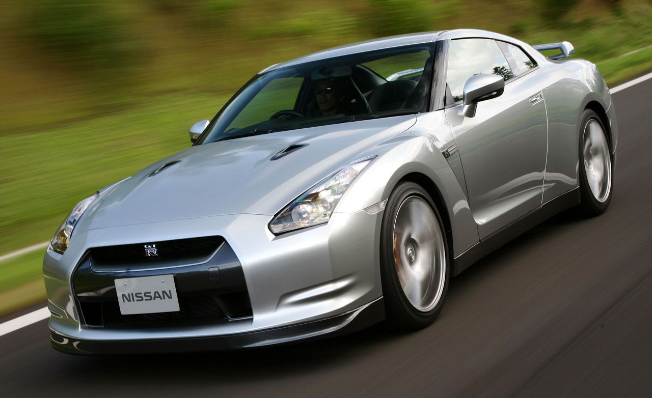 2009 nissan gt-r | first drive review | reviews | car and driver