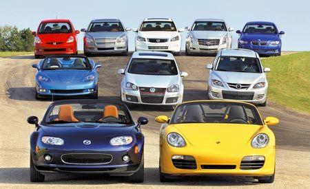 2008 10Best Cars