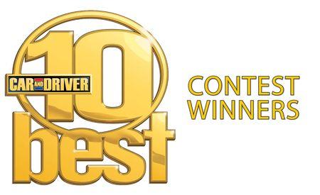 2008 10Best Contest Winners