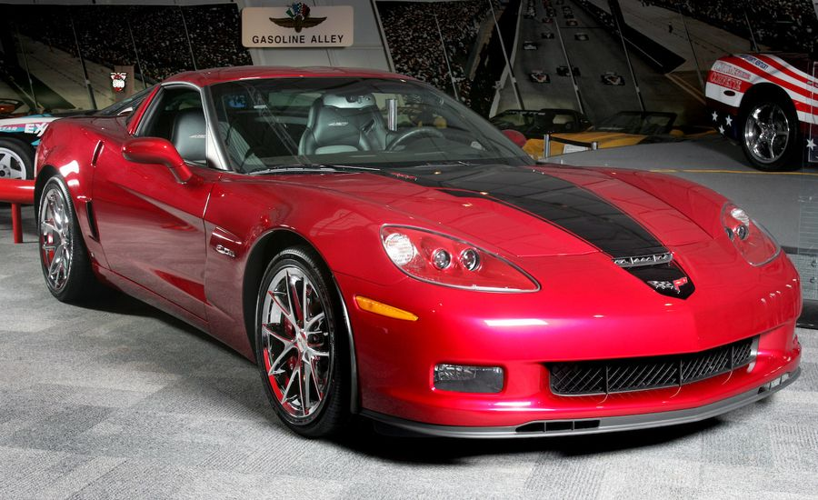 2008 chevrolet corvette 427 limited edition z06. Black Bedroom Furniture Sets. Home Design Ideas