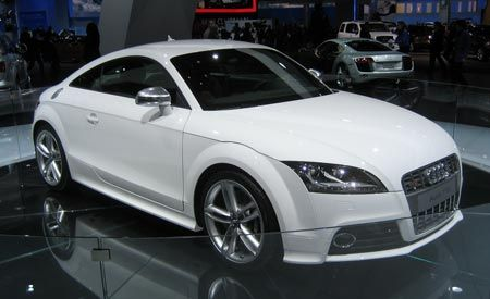 2009 Audi TT-S Coupe and Roadster