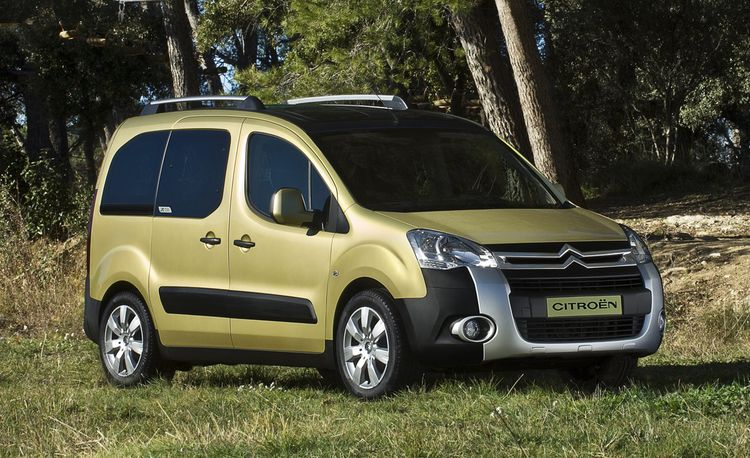 2009 Citroën Berlingo