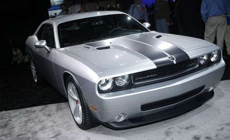 2009 Dodge Challenger SE, R/T, and SRT8