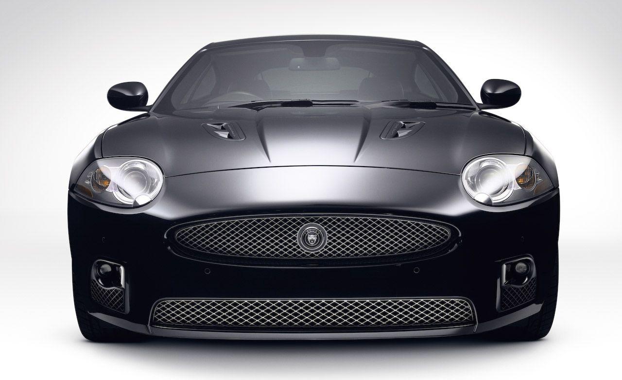 2009 Jaguar XKR and XJ Portfolio Editions