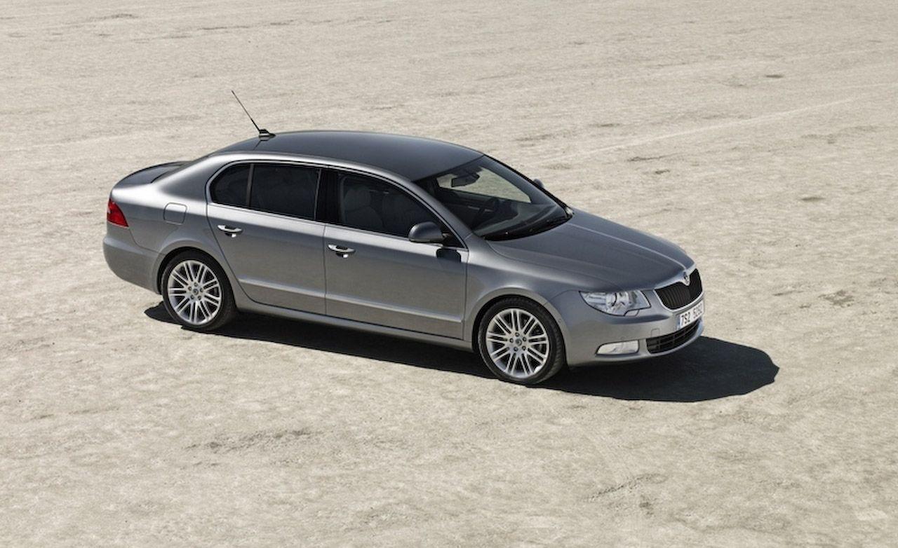 2009 Škoda Superb
