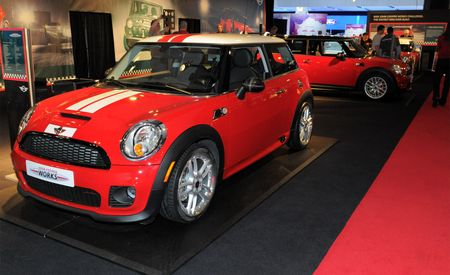 2009 Mini Cooper S and Cooper S Clubman John Cooper Works