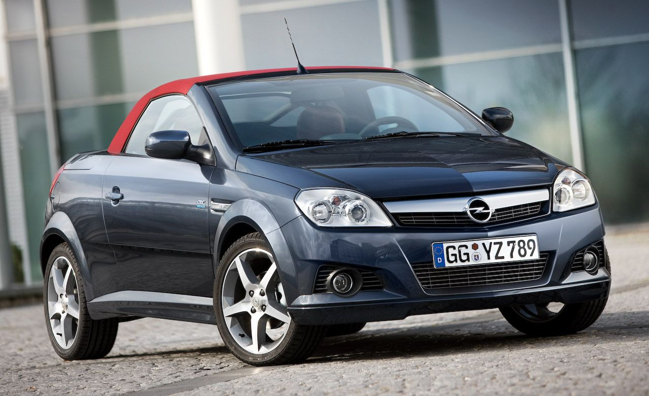 2009 Opel Tigra Illusion