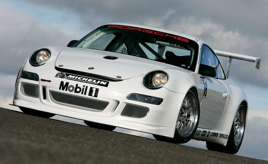2009 Porsche GT3 Cup S