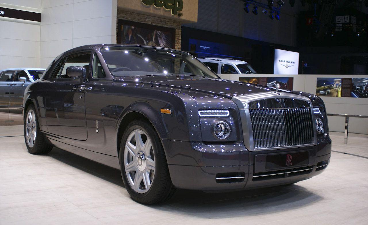 Mazda Connect Apps >> 2009 Rolls-Royce Phantom Coupe