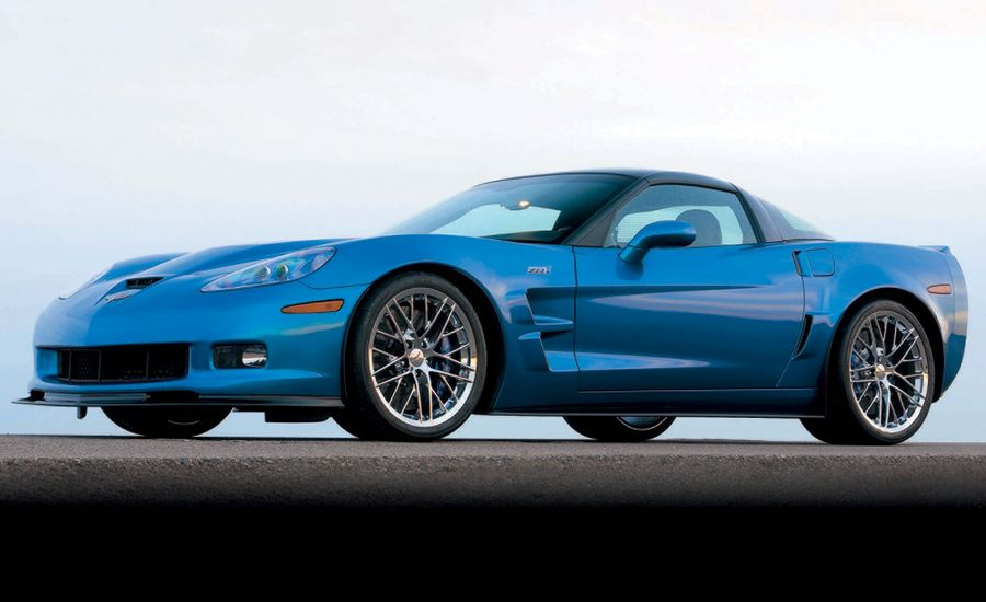 Blown Away: 2009 Chevrolet Corvette ZR1