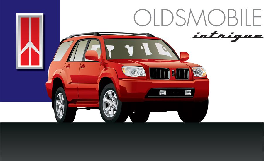 Oldsmobile Returns!