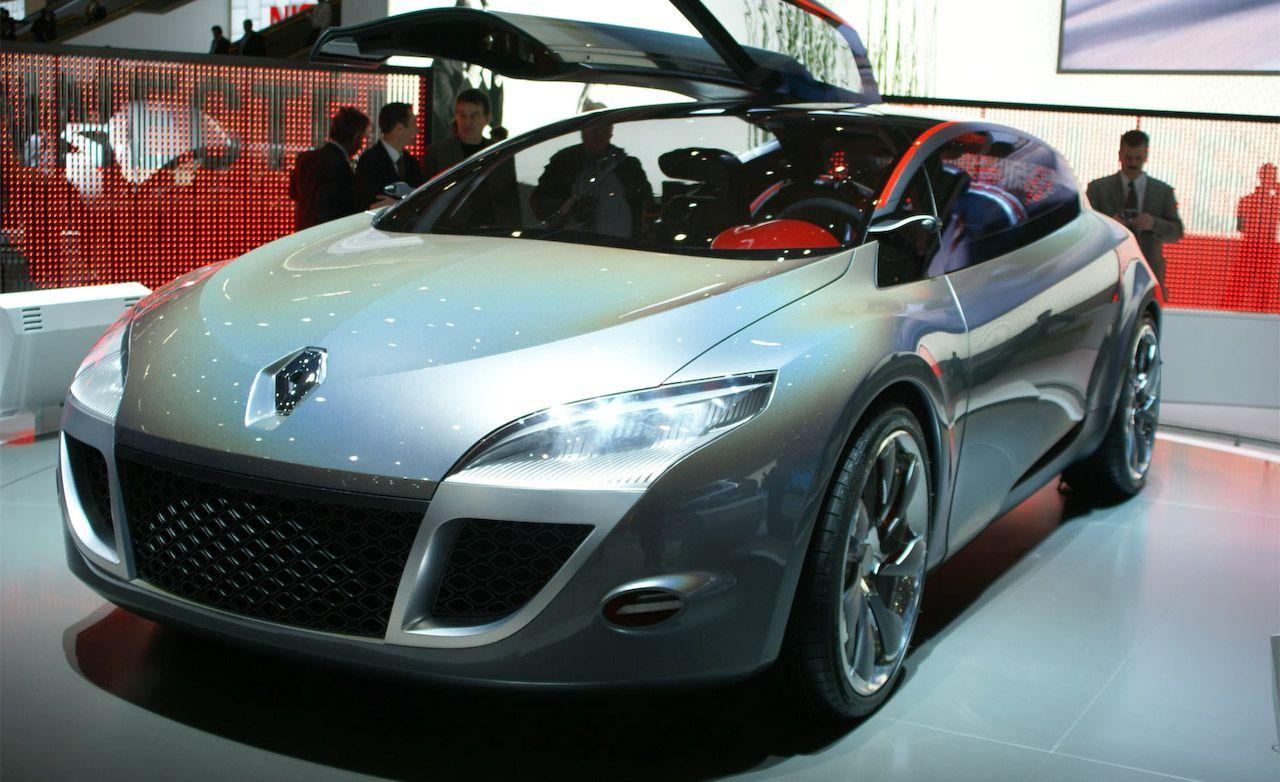 Renault Mégane Coupe Concept