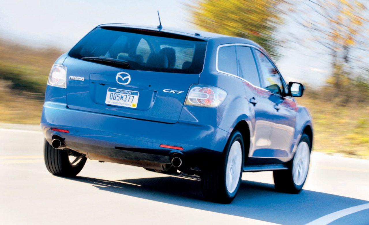 2007 Mazda CX-7 Touring AWD