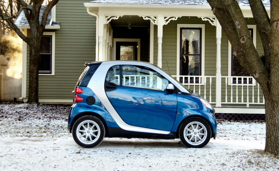 2008 Smart Fortwo Passion Coupe