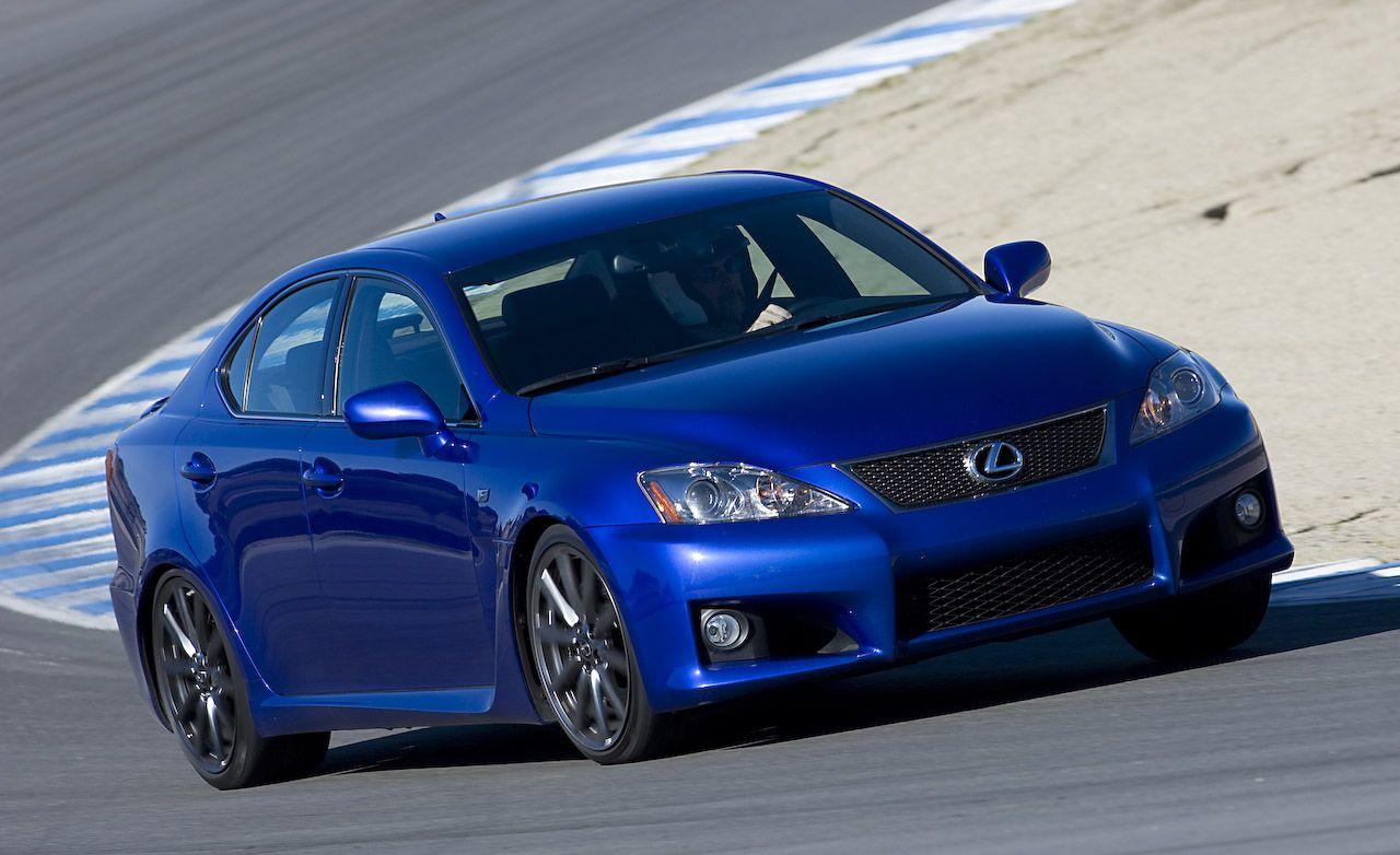 2008 lexus is f   comparison tests   comparisons   car and driver