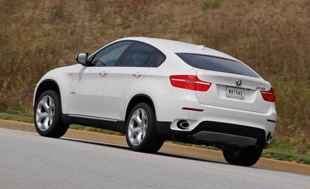2008 BMW X6 xDrive35i and xDrive50i