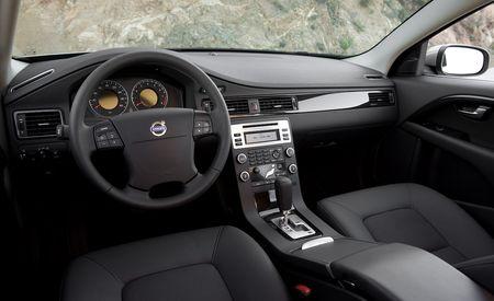 2008 Volvo V70 3.2