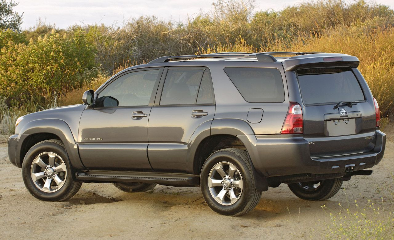 Exceptional 2008 Toyota 4Runner