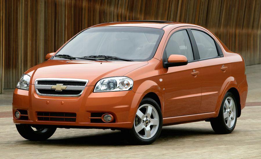 2008 Chevrolet Aveo / Aveo5