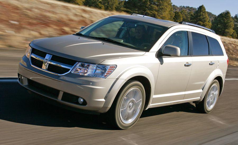 2009 Dodge Journey R/T AWD