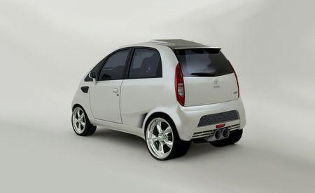V-8 Tata Nano