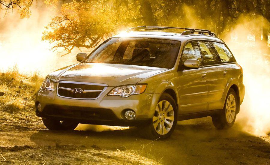 2008 Subaru Legacy / Outback