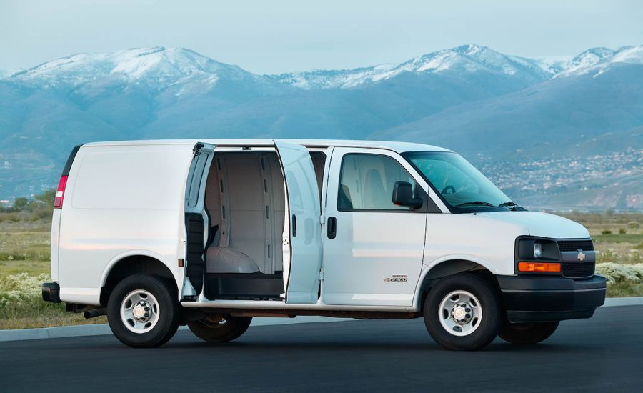 2008 Chevrolet Express / GMC Savana