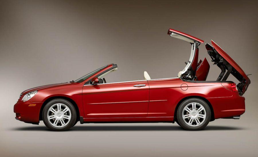2008 Chrysler Sebring / Sebring Convertible