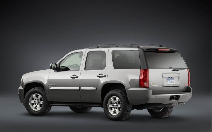 2008 GMC Yukon, Yukon XL, and Yukon Hybrid