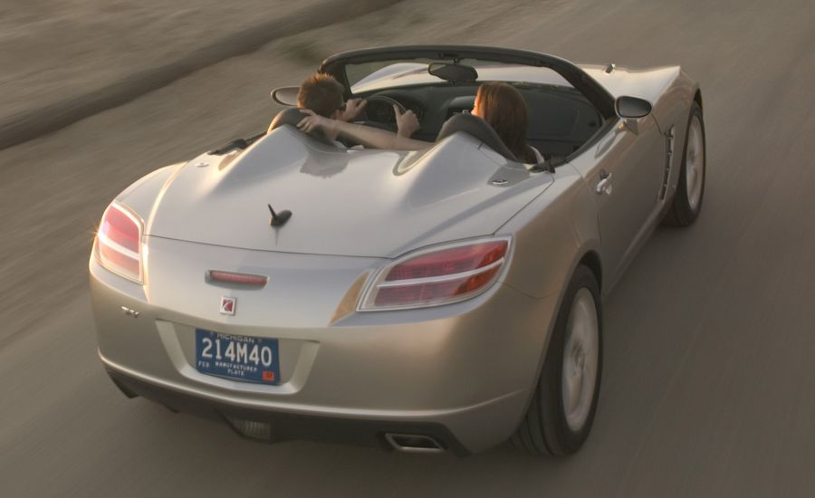 2008 Pontiac Solstice2008 Saturn Sky  Feature  Features  Car
