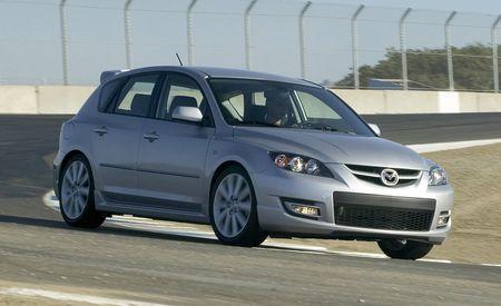 2008 Mazdaspeed 3