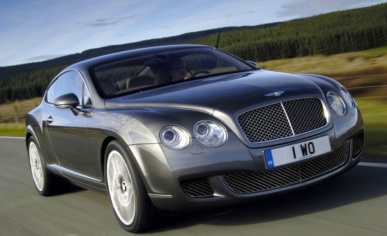 2008 bentley mulsanne