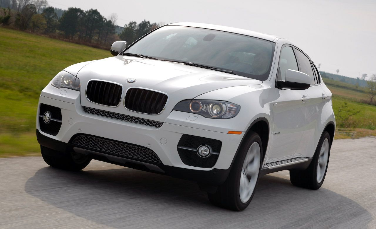 2008 bmw x6 xdrive35i and xdrive50i first drive review reviews car and driver