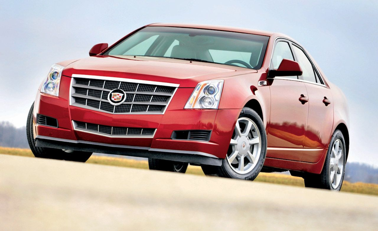 Cadillac Cts Coupe For Sale >> 2008 Cadillac CTS