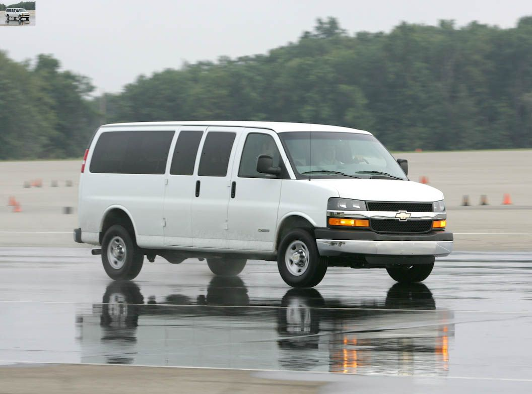 Chevrolet Express Reviews | Chevrolet Express Price, Photos, and Specs | Car and Driver