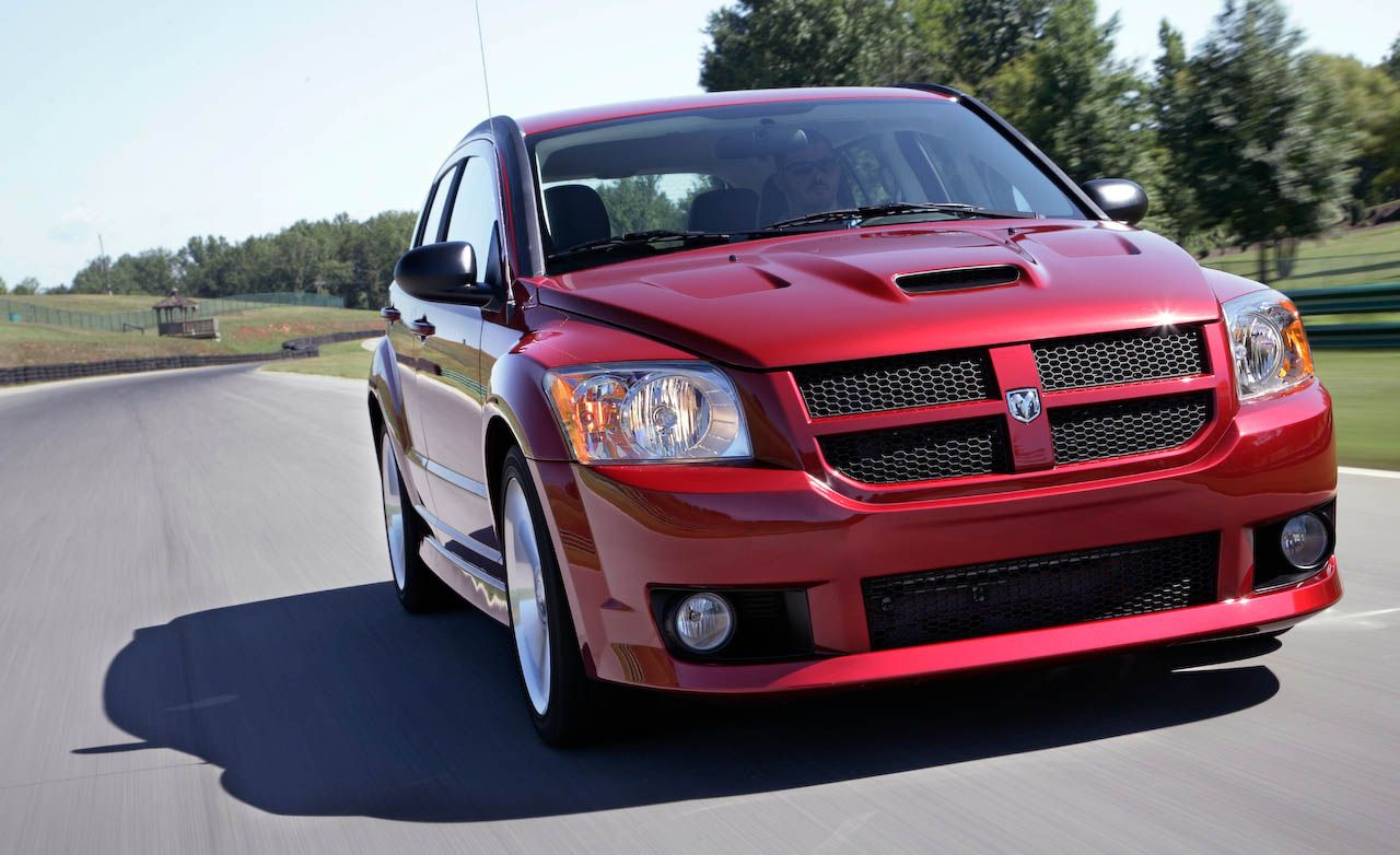 2008 Dodge Caliber / Caliber SRT4