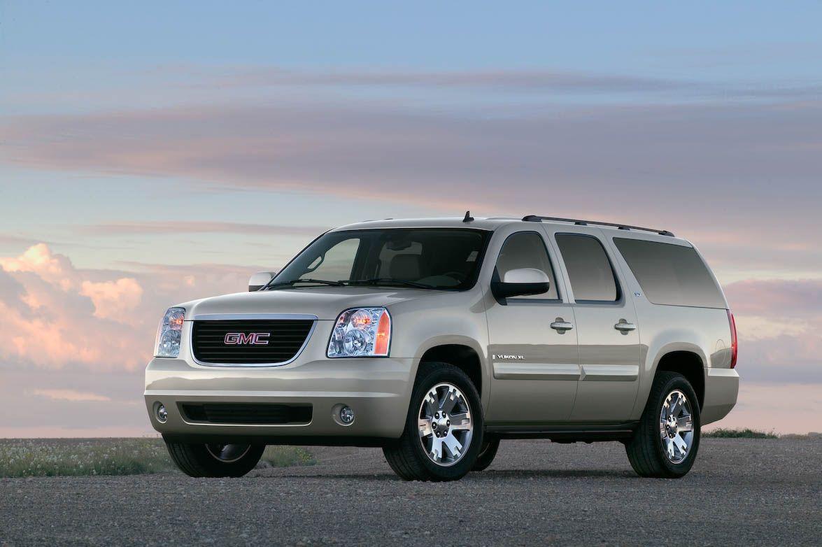 2008 GMC Yukon, Yukon XL, and Yukon Hybrid