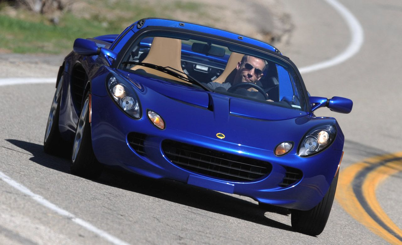 2008 Lotus Elise Supercharged / SC 220