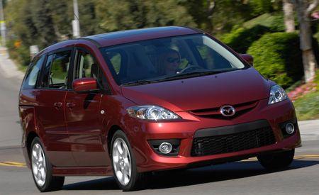 2008 Mazda 5