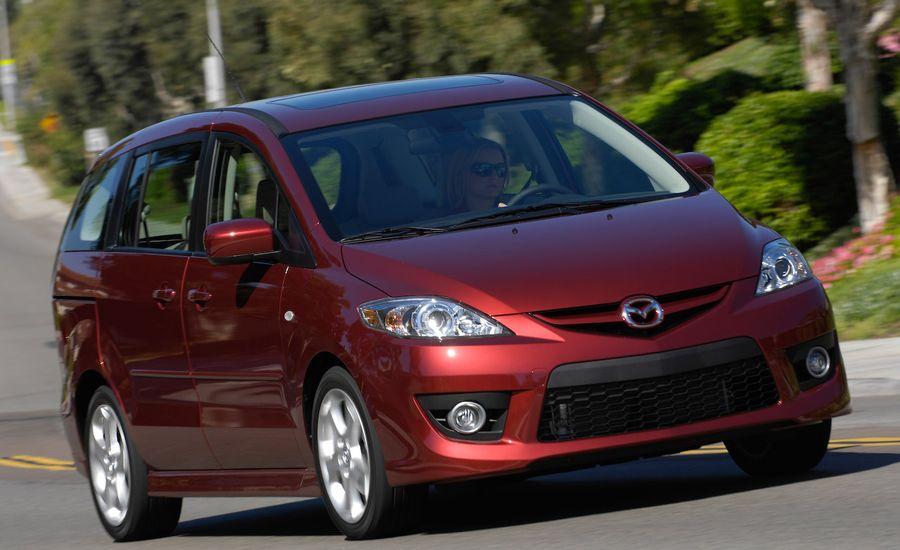 Mazda Short Take Road Test Reviews Car And Driver - Mazda premacy problems