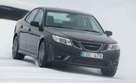 2008 Saab 9-3 Turbo X