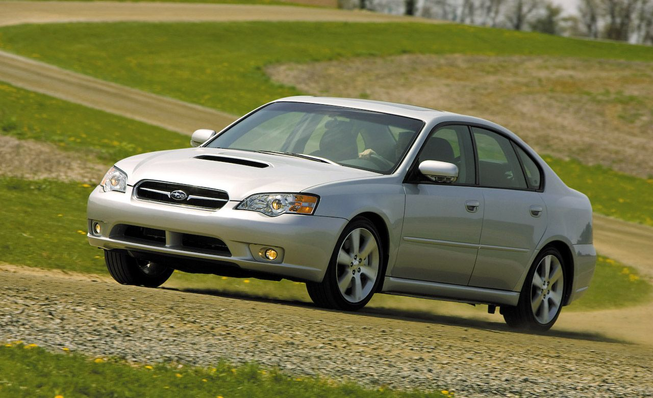 2008 subaru legacy / outback | review | reviews | car and driver