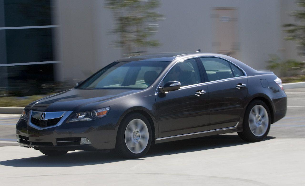 2009 Acura RL SH-AWD