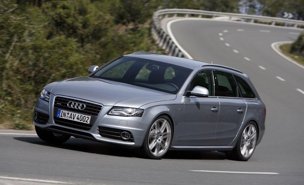 Audi a4 2009 review